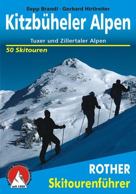 Kitzbüheler Alpen als Buch (kartoniert)