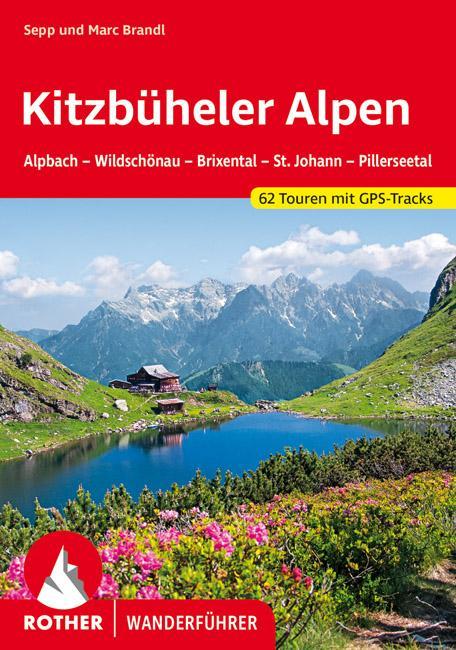 Kitzbüheler Alpen als Buch