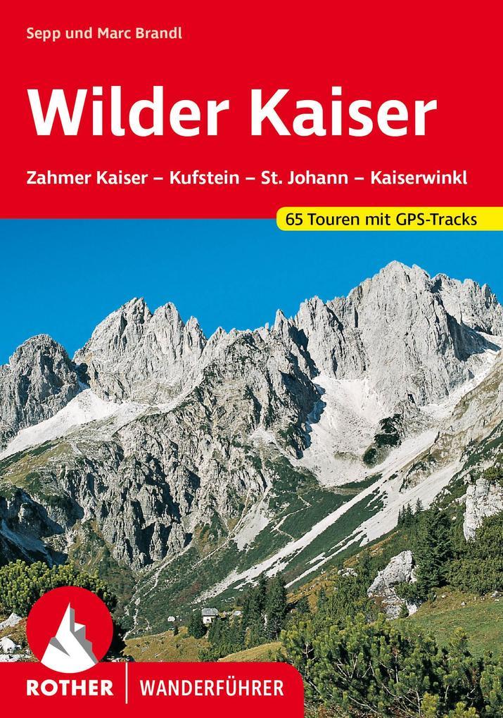 Wilder Kaiser als Buch