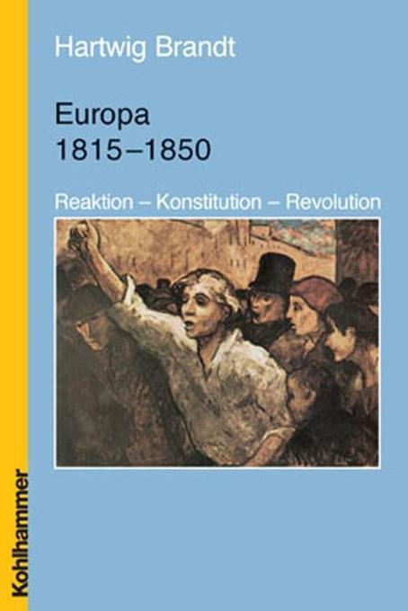 Europa 1815-1850 als Buch