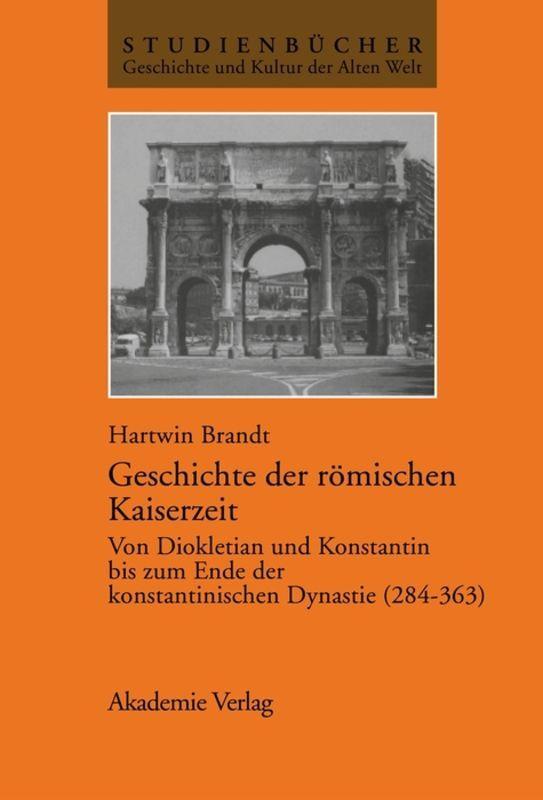 Geschichte der römischen Kaiserzeit als Buch