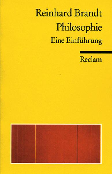 Philosophie als Taschenbuch