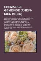 Ehemalige Gemeinde (Rhein-Sieg-Kreis) als Taschenbuch