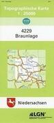 Braunlage 1 : 25 000. (TK 4229/N)