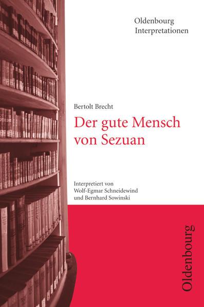Bertolt Brecht, Der gute Mensch von Sezuan als Buch