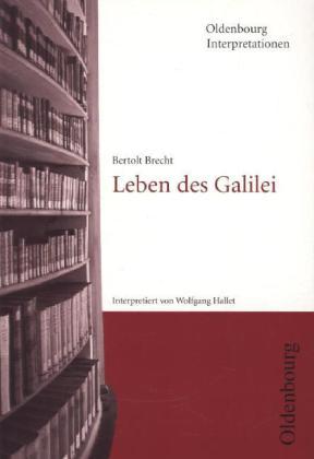 Bertolt Brecht 'Leben des Galilei' als Taschenbuch