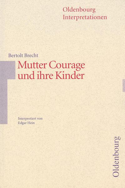 Bertolt Brecht, Mutter Courage und ihre Kinder als Taschenbuch