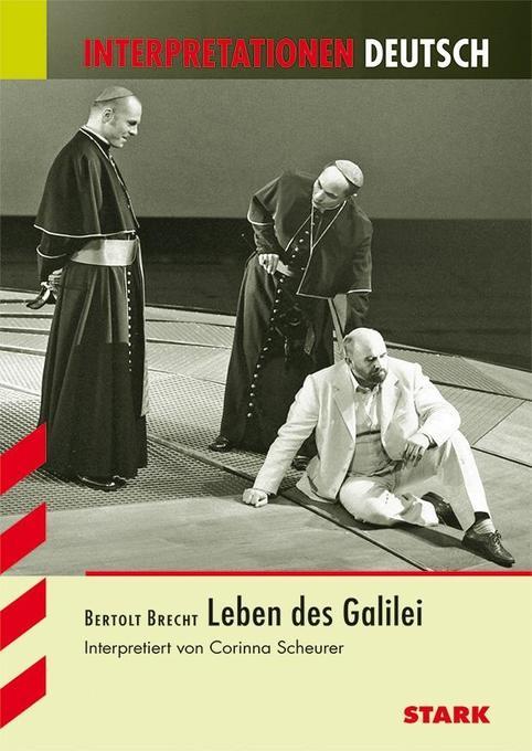 Leben des Galilei. Interpretationshilfe Deutsch als Buch
