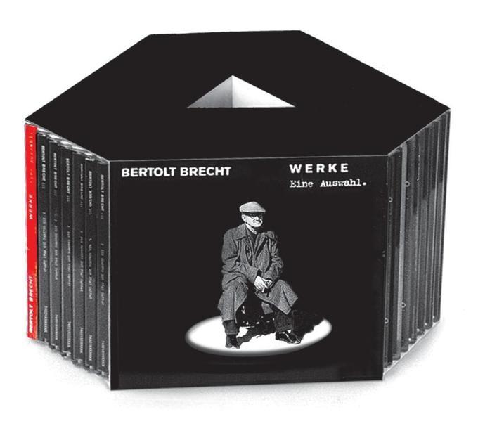 Werke. Eine Auswahl. 20 CDs als Hörbuch