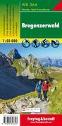 Bregenzer Wald 1 : 50 000