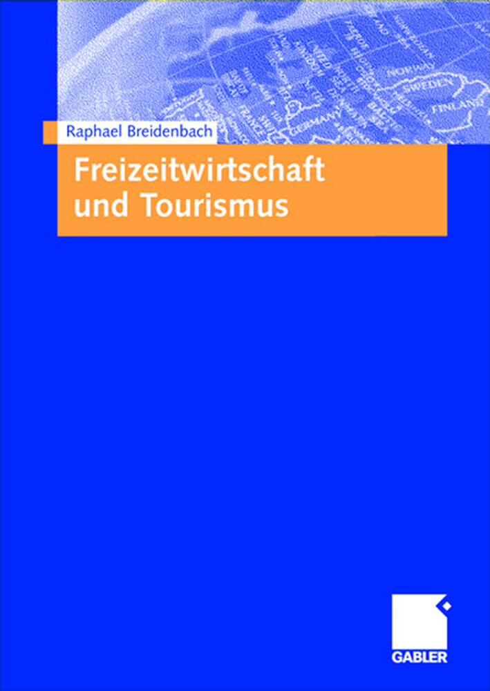 Freizeitwirtschaft und Tourismus als Buch
