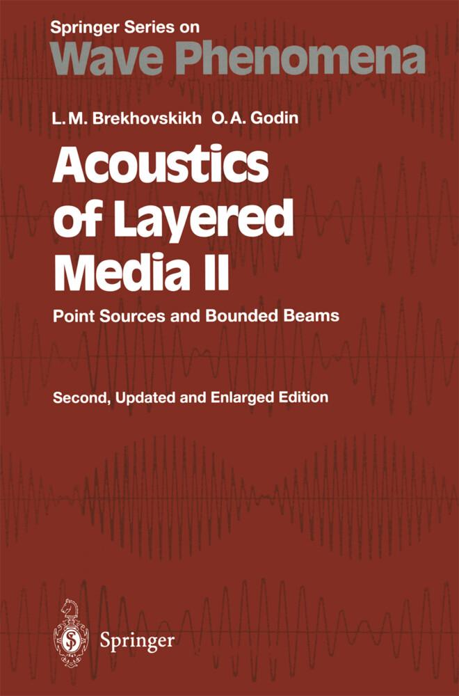 Acoustics of Layered Media II als Buch