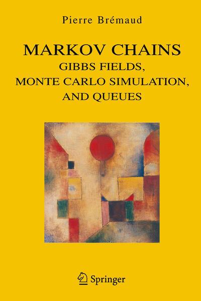 Markov Chains als Buch