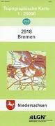 Bremen 1 : 25 000. (TK 2918/N)