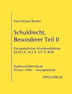 Schuldrecht, Besonderer Teil II (...) als Buch