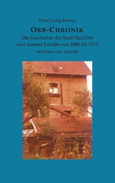 Orb-Chronik als Buch