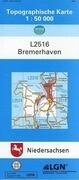 Bremerhaven 1 : 50 000