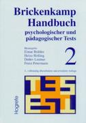 Handbuch psychologischer und pädagogischer Tests 2