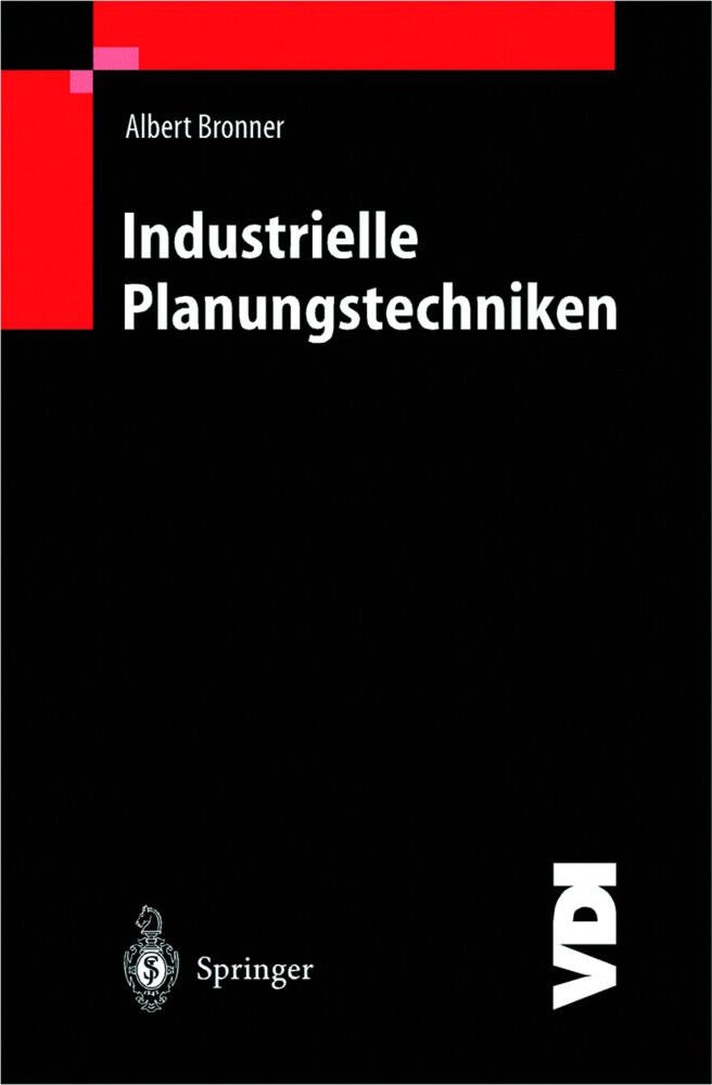 Industrielle Planungstechniken als Buch