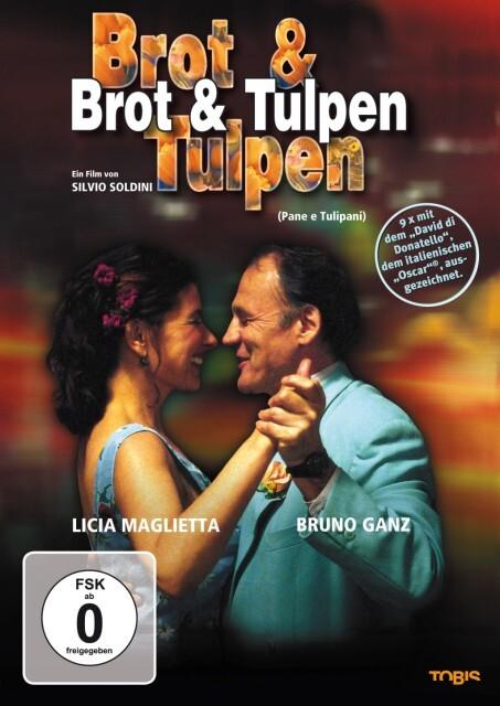 Brot und Tulpen als DVD