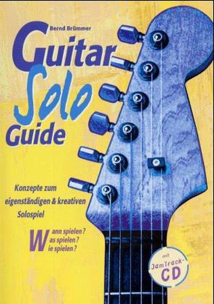 Guitar Solo Guide als Buch