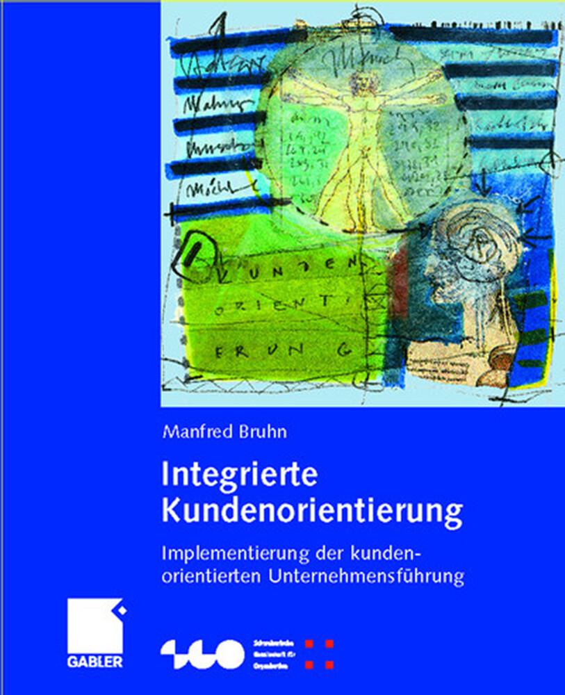 Integrierte Kundenorientierung als Buch (gebunden)