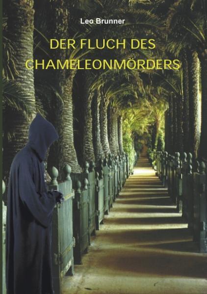 Der Fluch des Chamäleonmörders als Buch