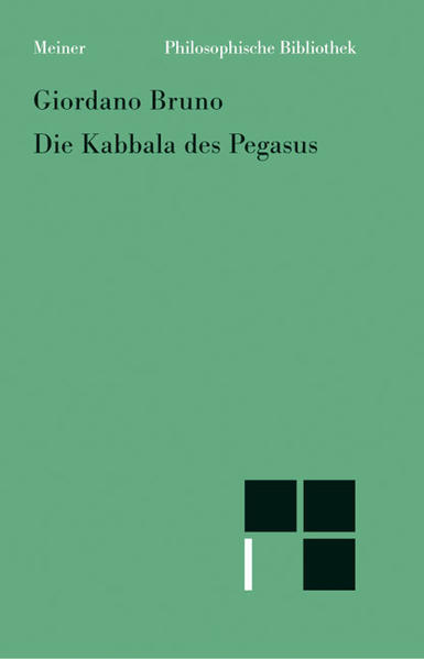Die Kabbala des Pegasus als Buch
