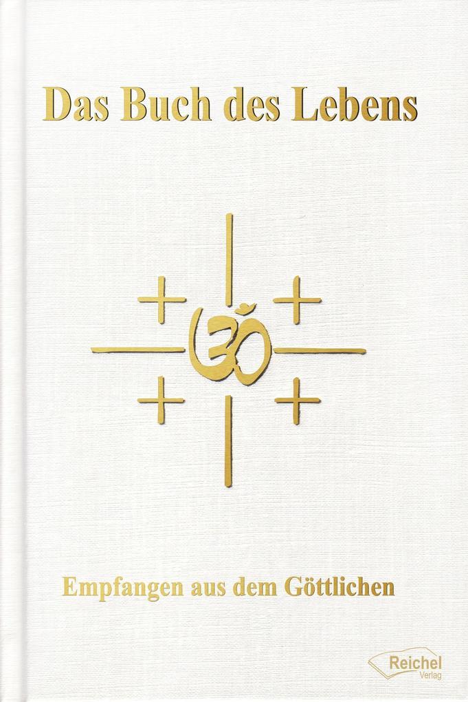 Das Buch des Lebens als Buch (gebunden)