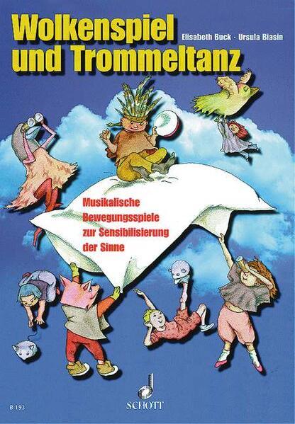 Wolkenspiel und Trommeltanz als Buch