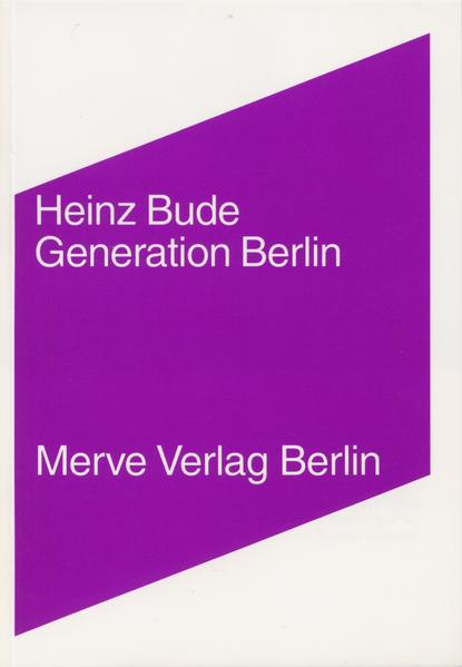 Generation Berlin als Buch