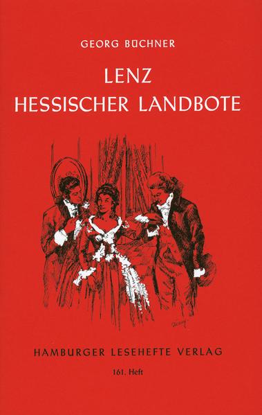 Lenz. Der Hessische Landbote als Taschenbuch