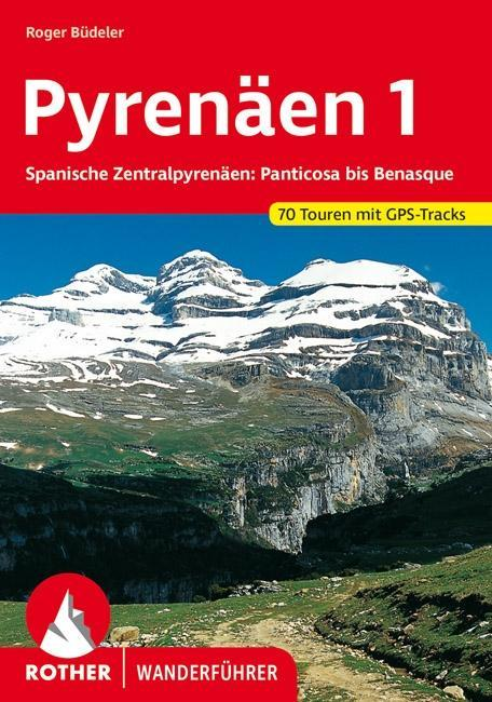 Pyrenäen 1 als Buch