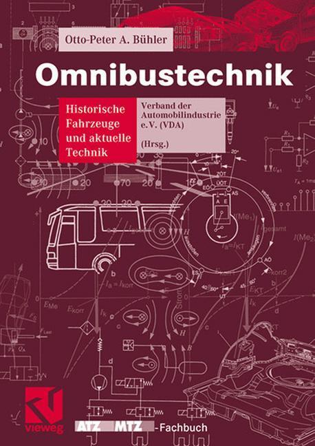 Omnibustechnik als Buch