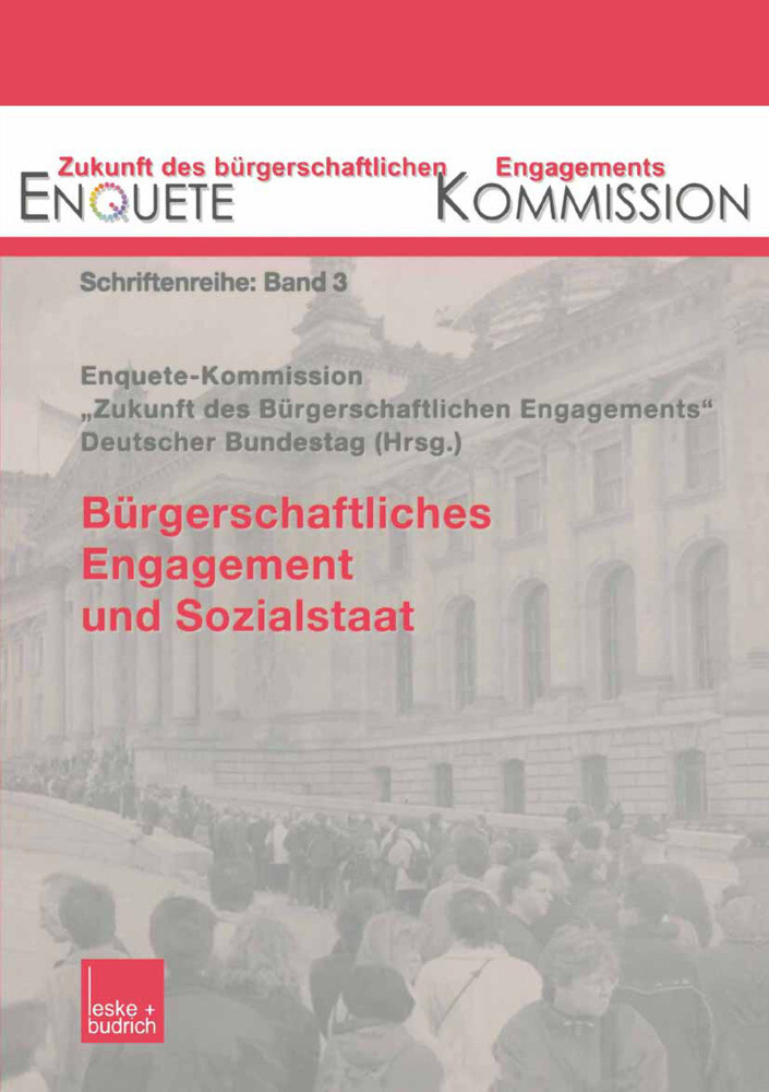 Bürgerschaftliches Engagement und Sozialstaat als Buch (gebunden)