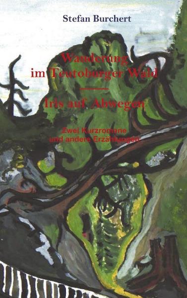 Wanderung im Teutoburger Wald - Iris auf Abwegen als Buch