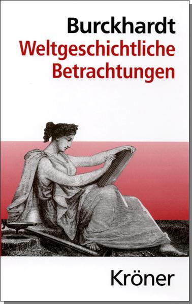 Weltgeschichtliche Betrachtungen als Buch (gebunden)