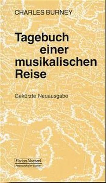 Tagebuch einer musikalischen Reise als Buch