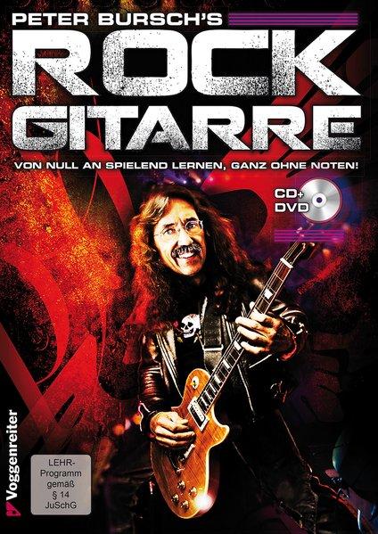 Rock Gitarre. Inkl. CD als Buch