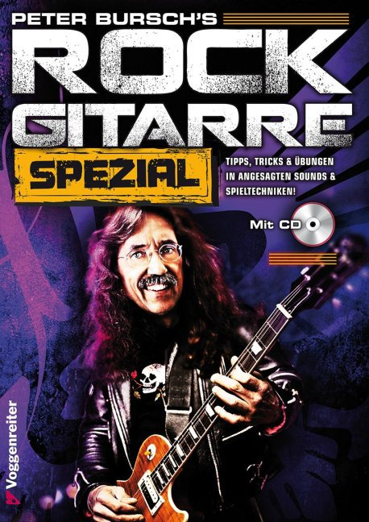 Rock Gitarre. Special. Inkl. CD als Buch