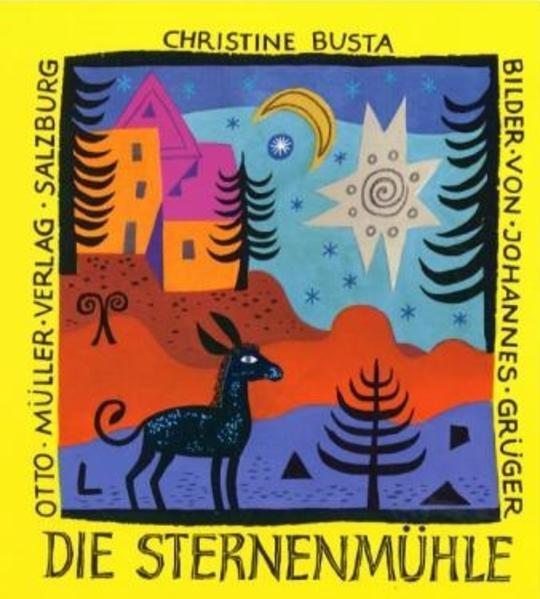 Die Sternenmühle als Buch