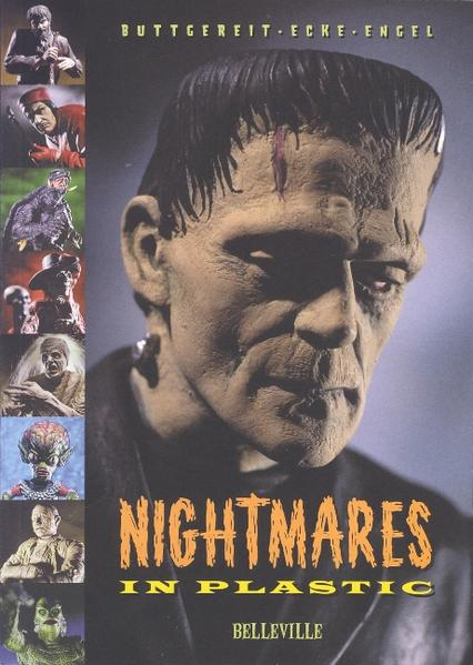 Nightmares in Plastic als Buch