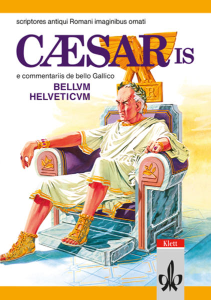 Caesaris Bellum Helveticum e commentariis de bello Gallico als Buch