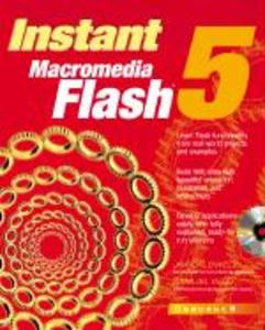 Instant Macromedia Flash 5 [With CDROM] als Sonstiger Artikel