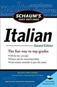 Schaum's Easy Outlines: Italian