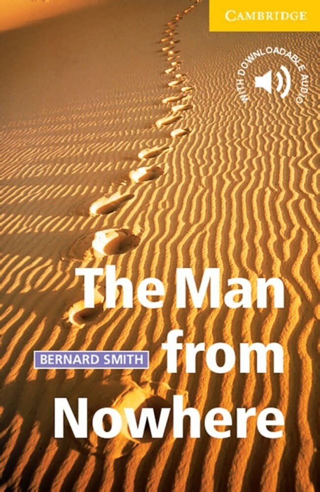 The Man from Nowhere als Buch