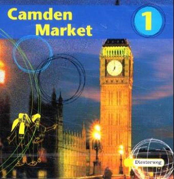 Camden Market 1. CD 1. Berlin, Brandenburg als Hörbuch