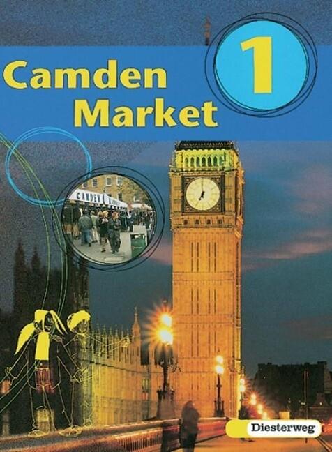 Camden Market 1 Textbook als Buch