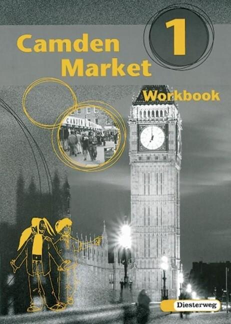 Camden Market 1 Workbook als Buch