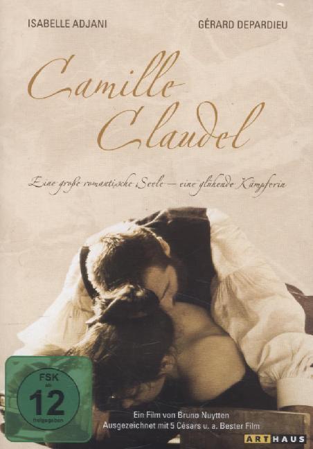 Camille Claudel als DVD